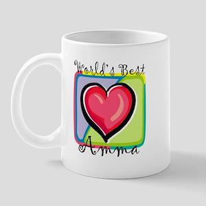 WB Grandma [Icelandic] Mug